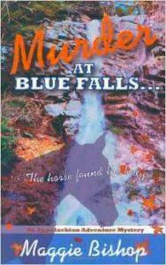 Murder at Blue Falls, by Maggie Bishop