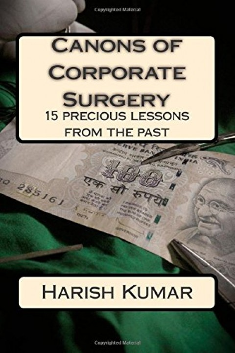 Canons of Corporate Surgery