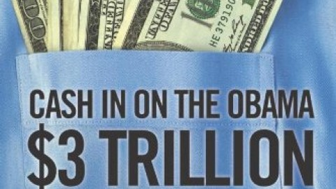 CASH IN ON THE OBAMA $3 TRILLION SPENDING PLAN!