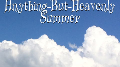 MITZI MALLOY AND THE ANYTHING-BUT-HEAVENLY SUMMER (Teen Angels/Book One)