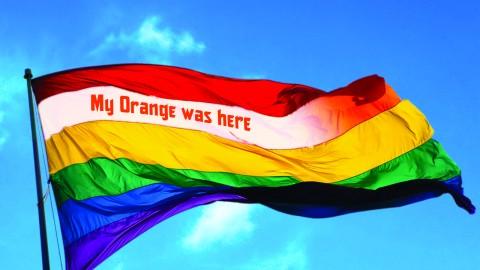 Who Took the Orange from my Rainbow?