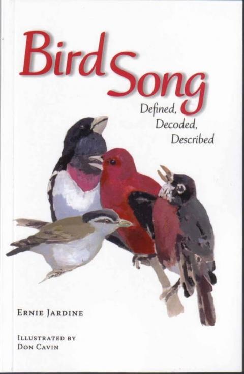 Bird Song Defined, Decoded, Described