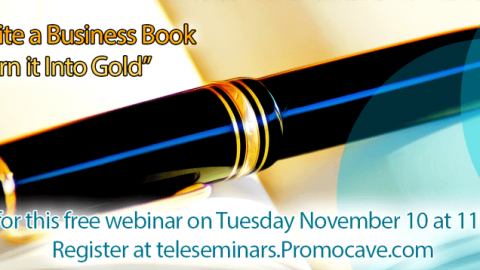 How To Write a Business Book and Turn it Into Gold