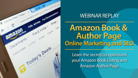 Amazon SEO – Webinar Replay