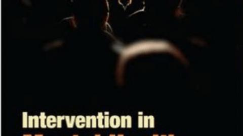 Intervention in Mental Health