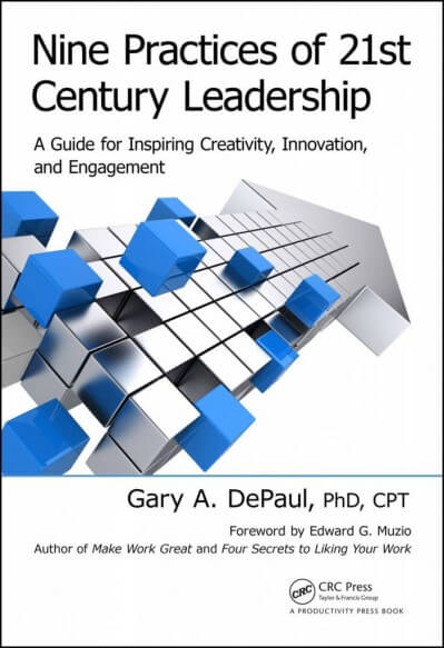 Nine Practices of 21st Century Leadership Book