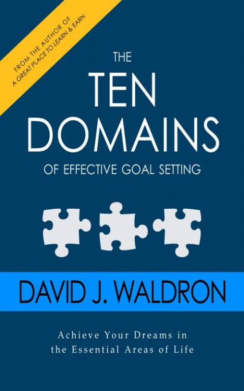 The TEN DOMAINS of Effective Goal Setting