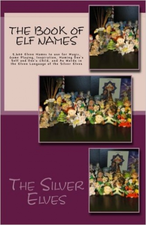 The Book of Elf Names