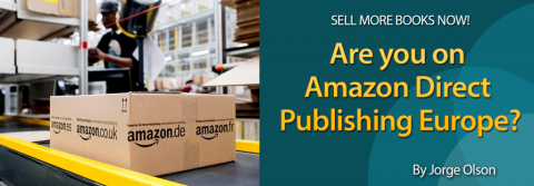 Are you on Amazon Direct Publishing Europe?