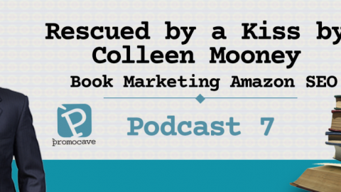 Rescued by a Kiss by Colleen Mooney Book Marketing Amazon SEO