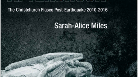 Disasters Occur in a Political Space: Disaster Recovery in an Earthquake Damaged City