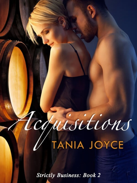 Acquisitions by Tania Joyce