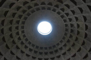 the Gods are so close you can feel them in The Pantheon