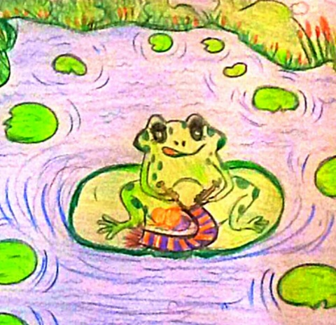 THE BALLAD OF FRED THE FROG