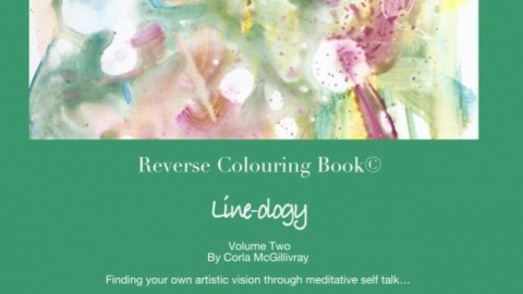 Reverse Colouring Book ©
