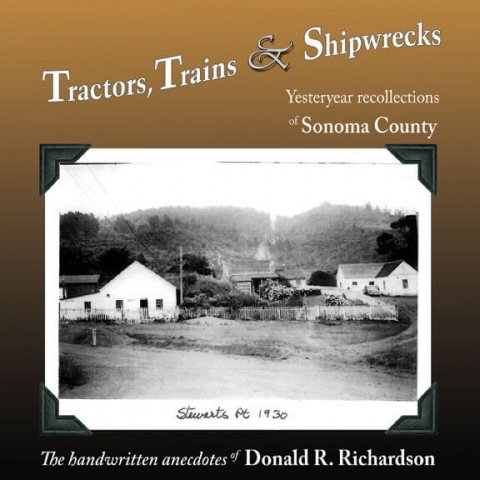 Tractors, Trains & Shipwrecks