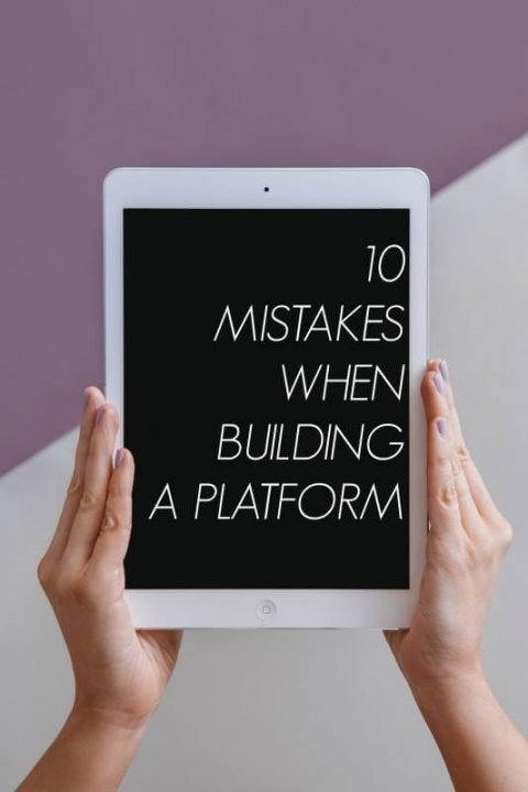 Authors! Are You Making These 10 Mistakes When Building Platform