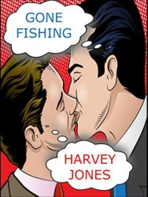 INTERVIEW WITH EROTIC ROMANCE AUTHOR HARVEY JONES