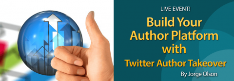 Build Your Author Platform with Twitter Author Takeover