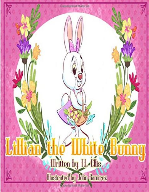 Lillian The White Bunny