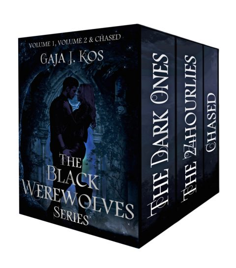 The Black Werewolves Series Box Set