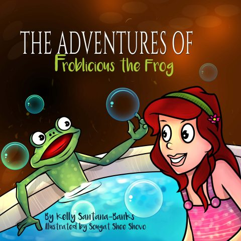 The Adventures of Froblicious the Frog
