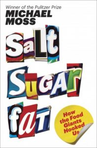 Front cover of the book Salt Sugar Fat