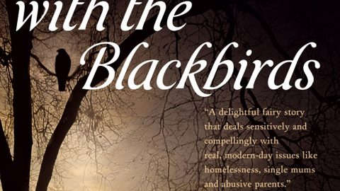 Book Trailer Shot for Sleeping with the Blackbirds