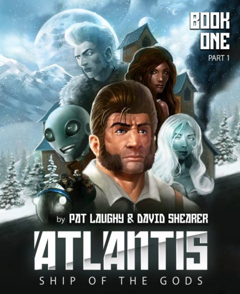 Atlantis Ship of the Gods Book 1