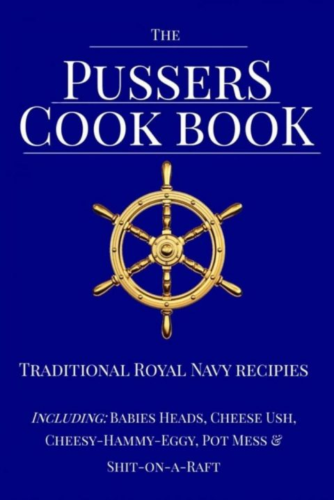 The Pussers Cook Book