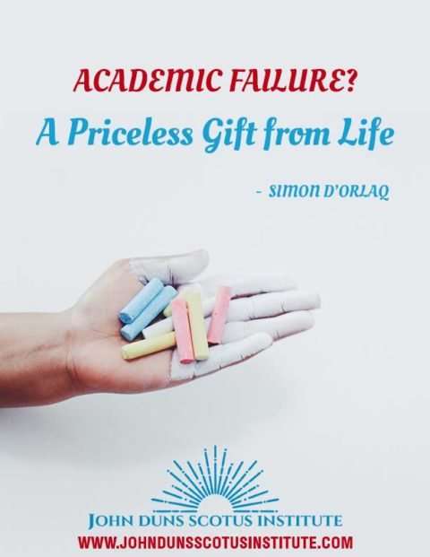ACADEMIC FAILURE?