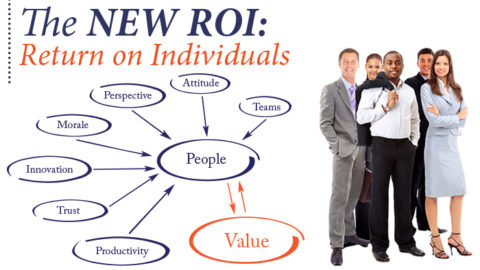 The New ROI: Return On Individuals by Dave Bookbinder