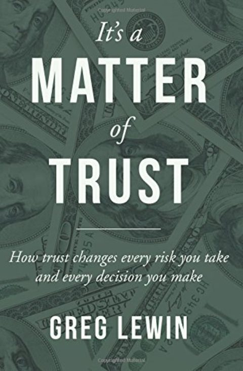 It's A Matter Of Trust