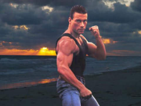 My Conversation with Jean-Claude Van Damme
