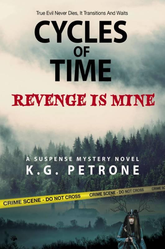 A Dual Timeline Suspense Mystery Novel