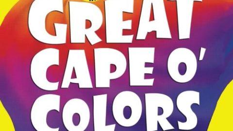 Great Cape o' Colors – Capa de Colores