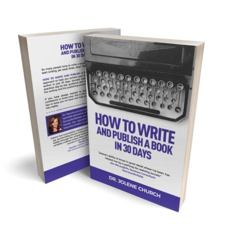 How to Write and Publish a Book in 30 Days