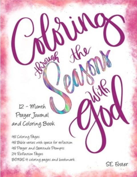 Coloring Through the Seasons with God